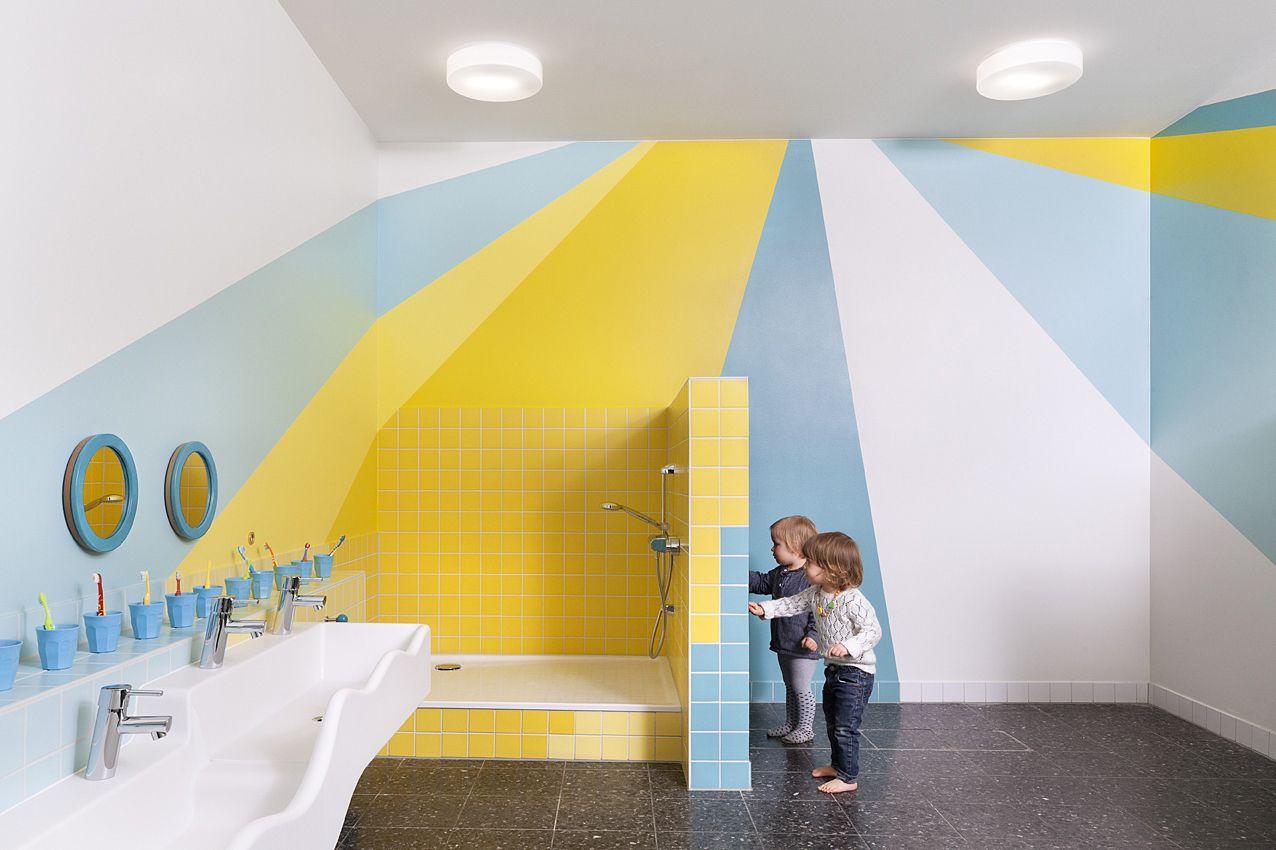 Projekt Kita Zauberzwerge Competitionline Daycare Design Kindergarten Interior Kindergarten Design