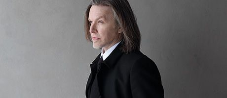 A biography tracing David Sylvian's solo years has been published by former Sunday Times journalist Christopher E Young. On The Periphery traces Sylvian's career from the break up of Japan in 1982 up to the present day. Young travelled to Tokyo to research the book at the time of the 2011 earthquake, and will be donating a portion of proceedings to the Japan Society Earthquake Relief Fund.