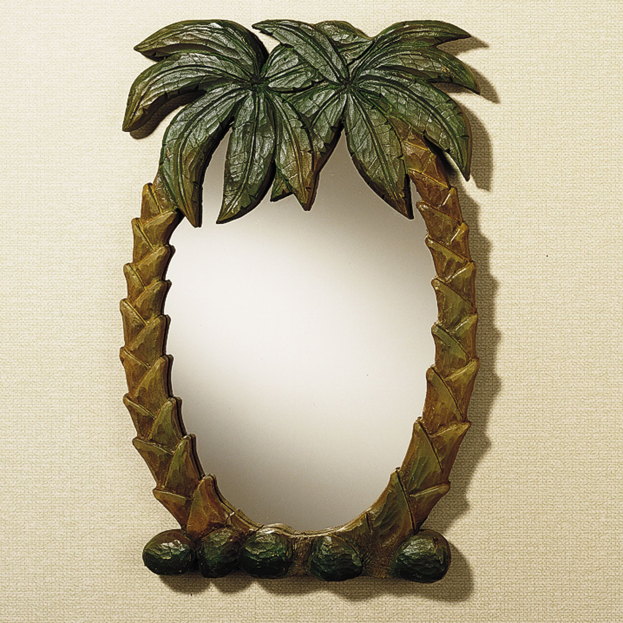Palm Tree Wall Mirror