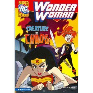 Wonder Woman: Creature of Chaos