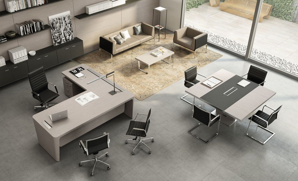 Modern Office Furniture for Contemporary, Creative Office Space