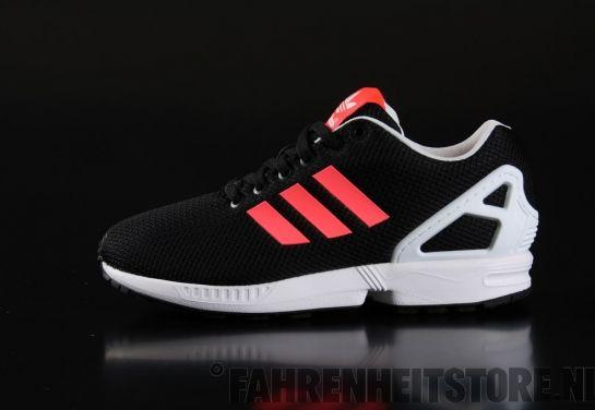 Adidas Adidas ZX Flux Woman Sneaker Core Black B34057