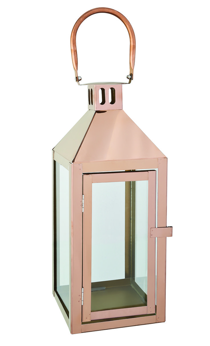 Small Copper Lantern Light Home Re Er Bobs