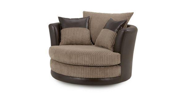 Bedroom Chair Dfs Folding Bench Samson Large Swivel House Pinterest Decor Swinging