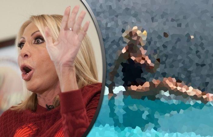 Laura Bozzo en traje de baño le muestra a Cristian lo que se esta perdiendo  #EnElBrasero  http://ift.tt/2sPjLxB  #cristianzuarez #laurabozzo