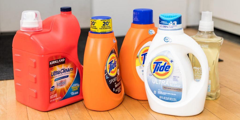 The Best Laundry Detergent Best Laundry Detergent Powder