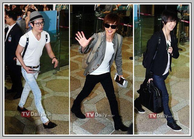 【分享】韓國男星-機場時尚穿搭術 這樣穿你就是焦點!!! @ 愛美愛自己 - I am 轟炸機 :: 痞客邦 PIXNET ::
