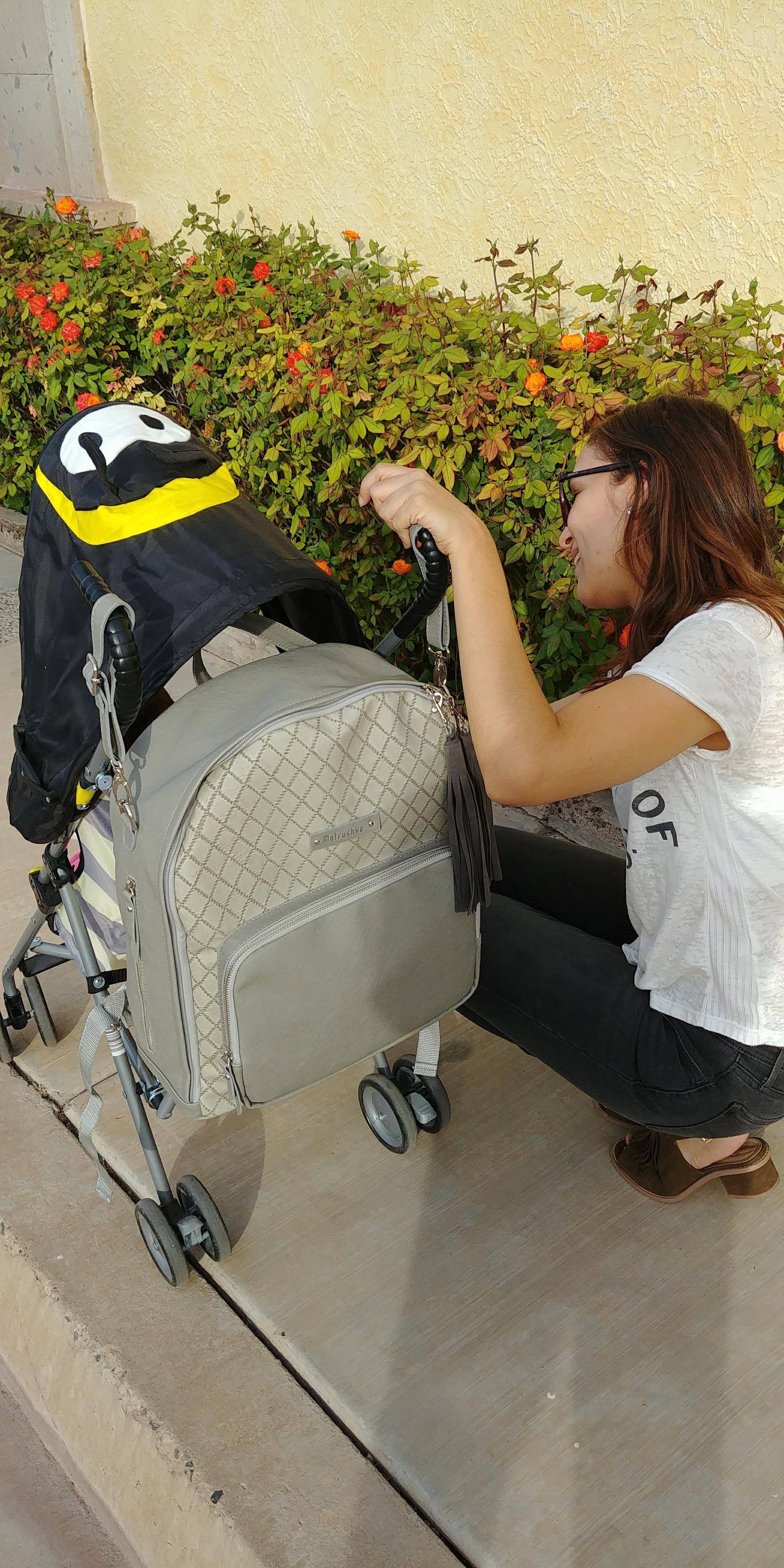 486718e0d Pañalera Moderna Matrushka ideal para mamá. Producto  Hechoenmexico   diaperbag Encuentra disponible nuestras pañaleras en nuestro sitio web.