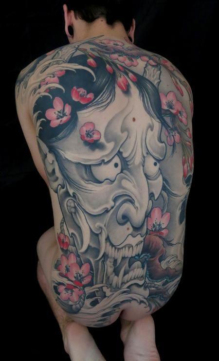 hannya tattoo - Google Search