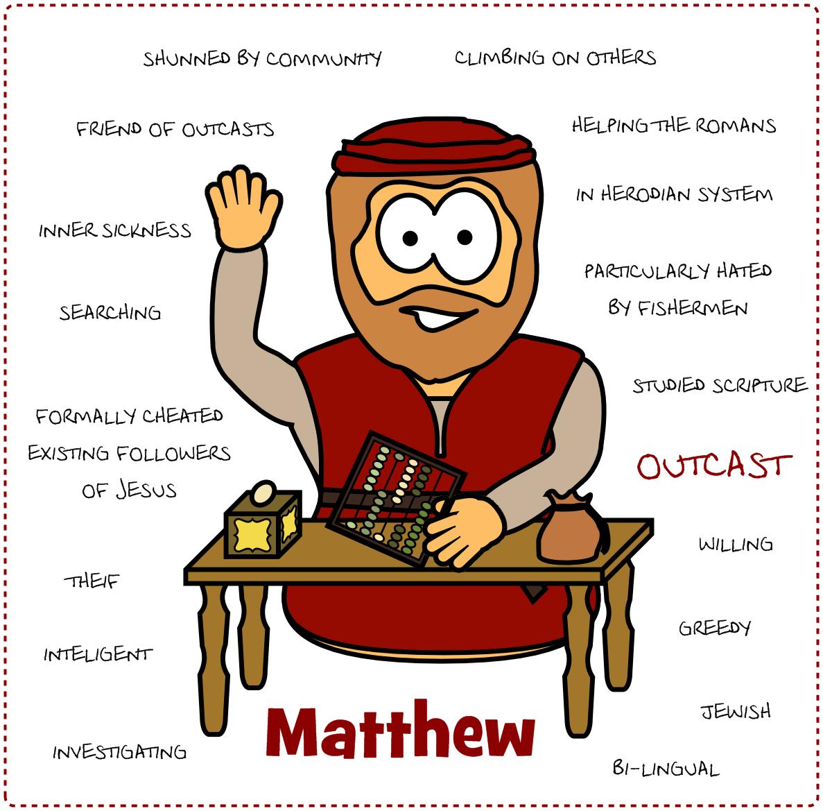 Matthew Matthew 9