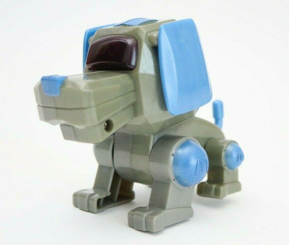 2002 Mcdonald S Happy Meal Toy Sega Robot Dog Wind Up Toys Mcdonald