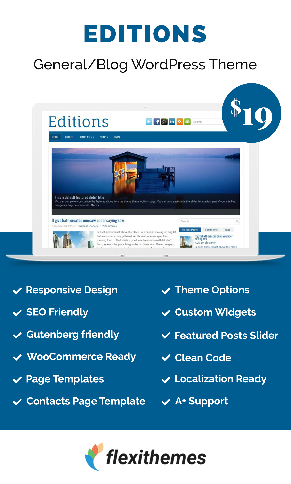 blog site themes