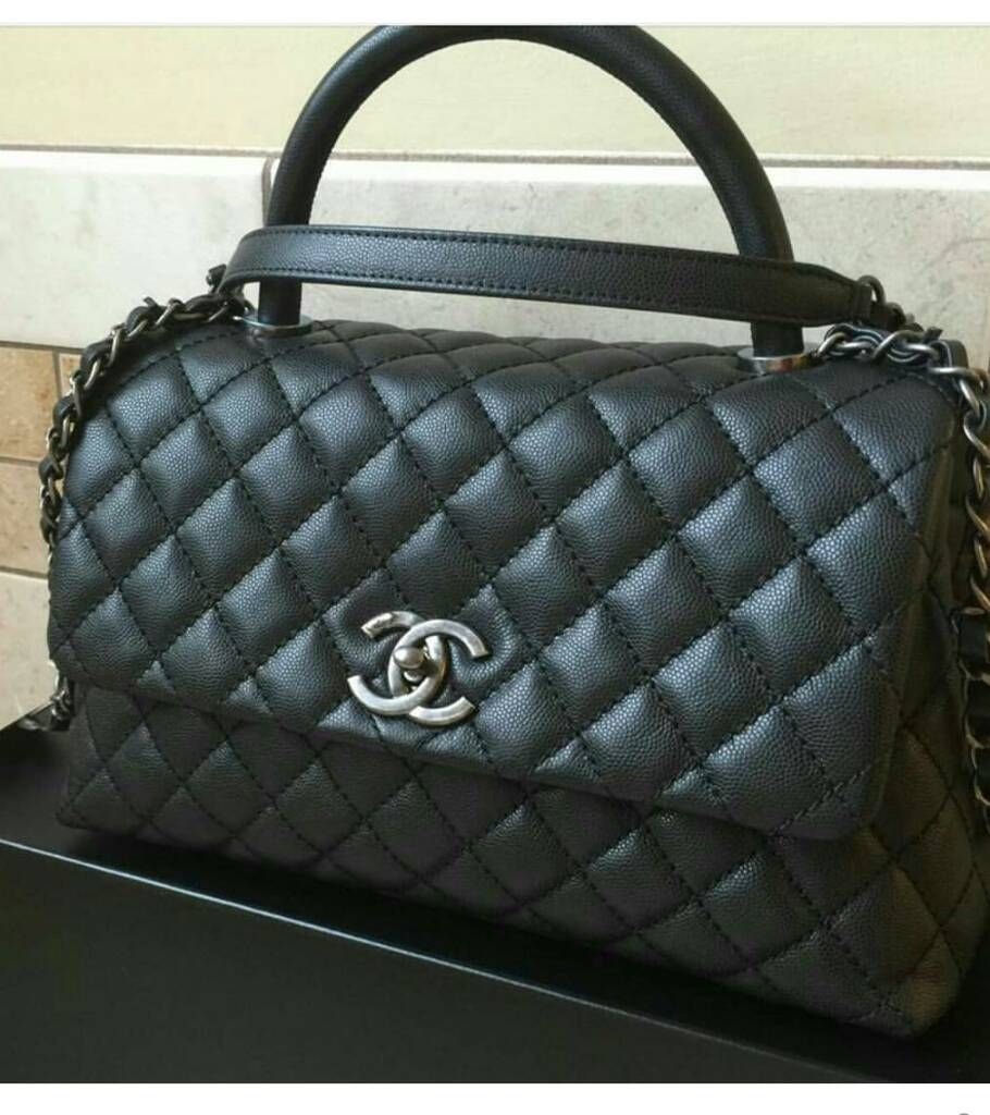 e8e7c52c2db2 What do you think about the small Coco Handle as a first Chanel? -  PurseForum
