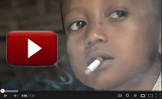 Help crowd fund these documentaries to wipe out child smoking in Indonesia, where 38% of kids smoke and they start as young as age 4!