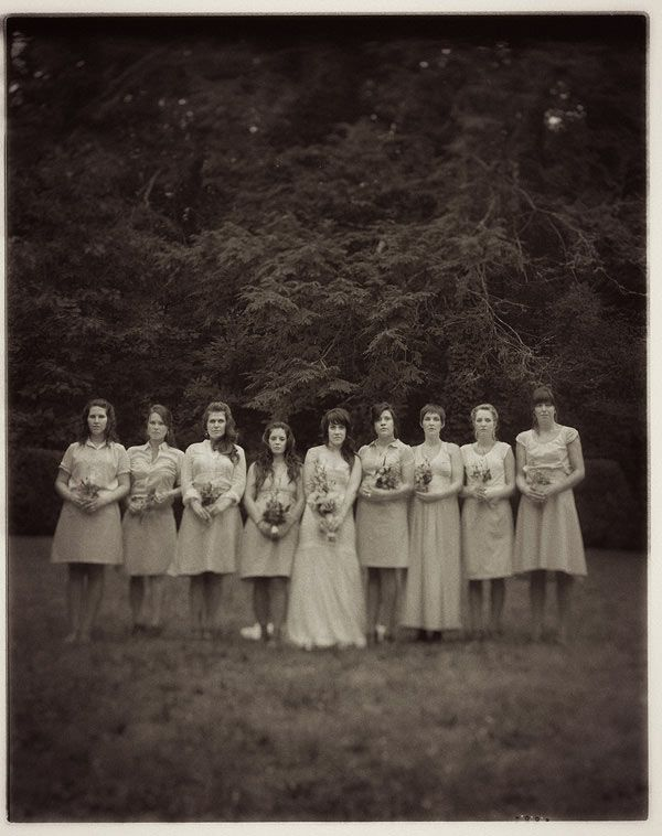 Vintage Carolina Wedding- Same photographer (Richard Israel) different wedding