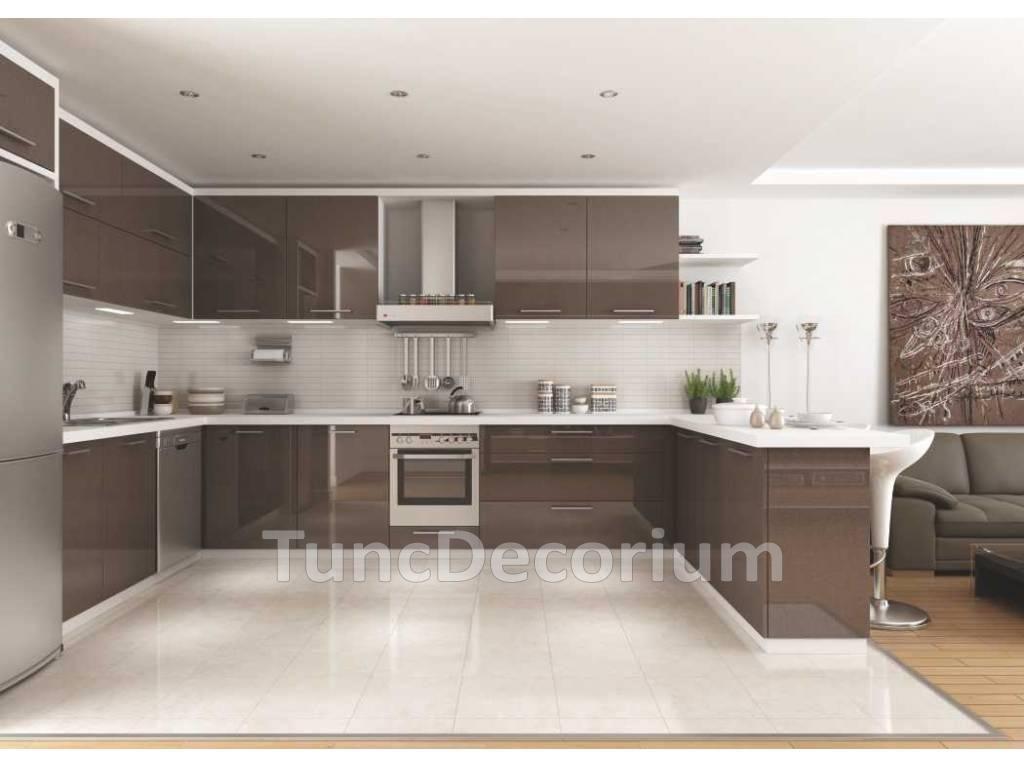 Koyu renkli modern bambu mutfak dolab modeli moda dekorasyonlar - Akrilik Mutfak Dolab Kategorisine Ait Koyu Tekstil Akrilik Mutfak Dolaplar Bilgileri Akrilik Mutfak Dolab Fiyatlar