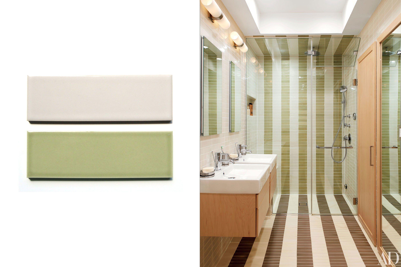 8 Chic Bathroom Tile Design Ideas You\'ll Love | Pinterest | Tile ...