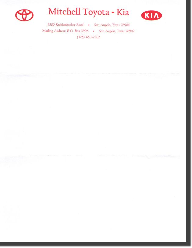 sample business letterhead letter professional template word free - business letterhead