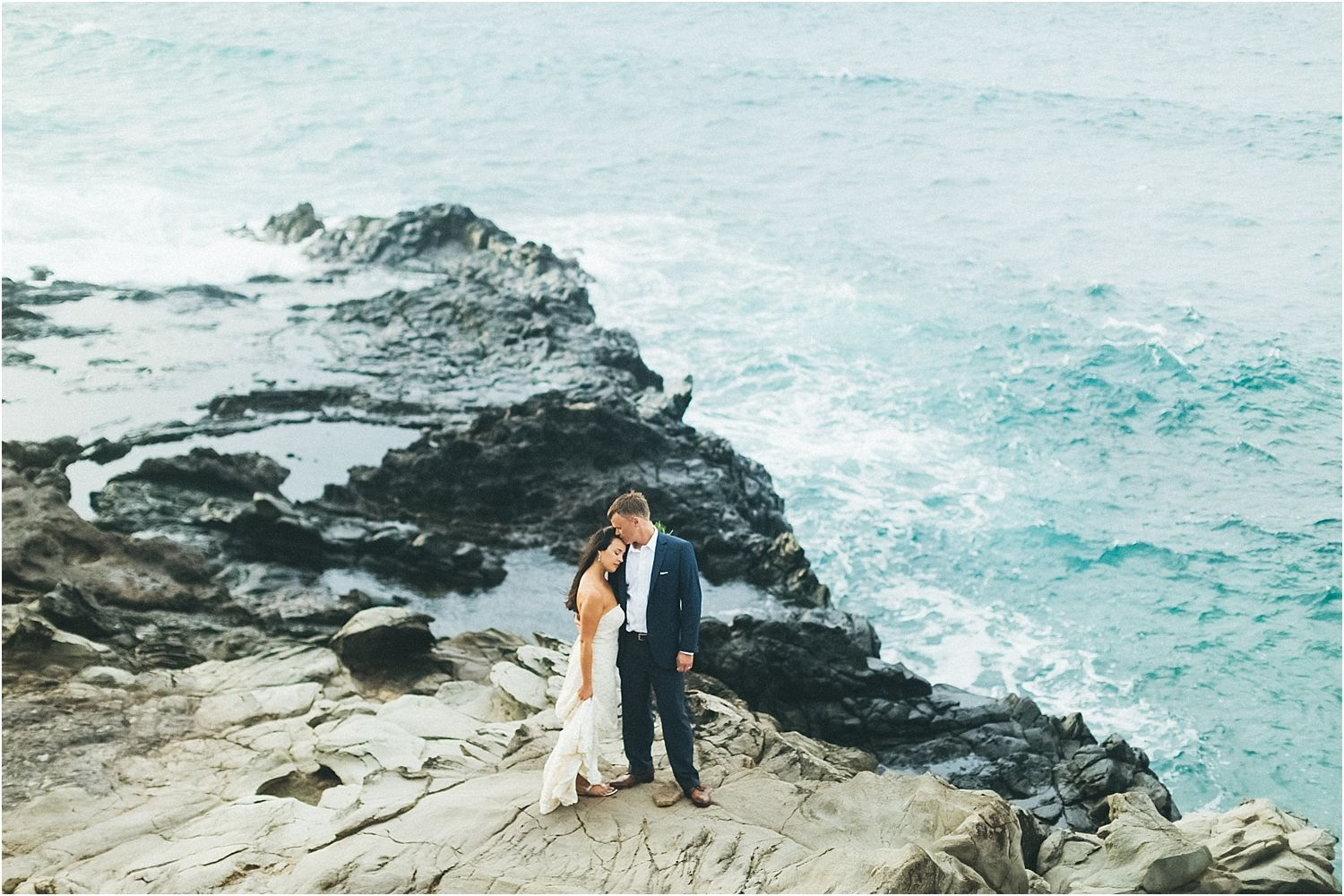 Cly Intimate Maui Wedding