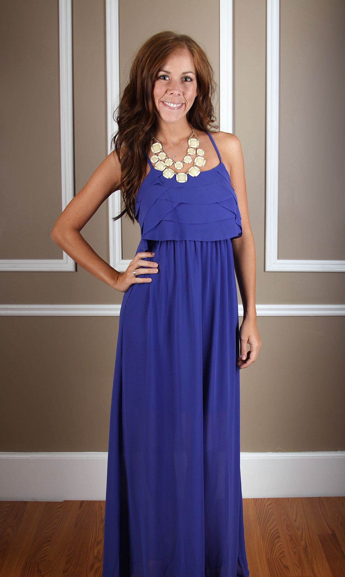 Casual maxi dresses and skirts