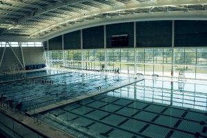 Swimming At Riverbank State Park Indoor Pool Dattner Architects Pinterest Indoor Pools And