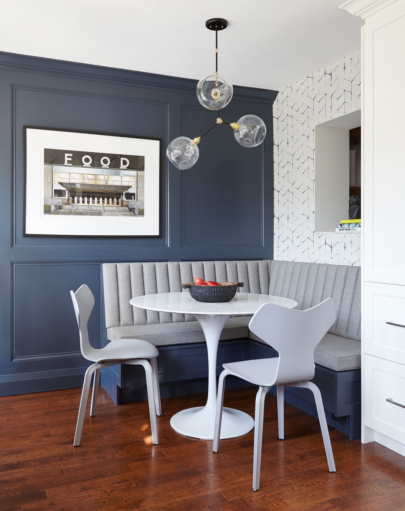 Kitchen Diner Feature Wall Ideas