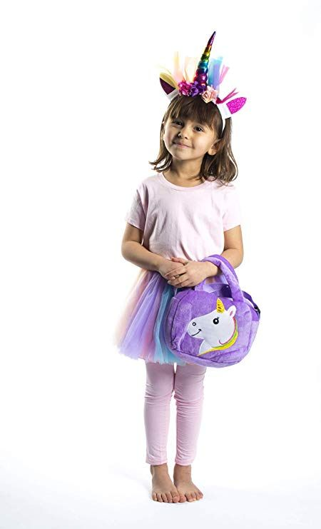 365af5620 Girls Rainbow Unicorn Tutu Set - costume ideas for kids mardi gras ...