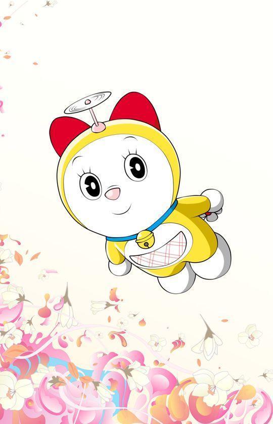 Wallpaper Doraemon Dan Dorami