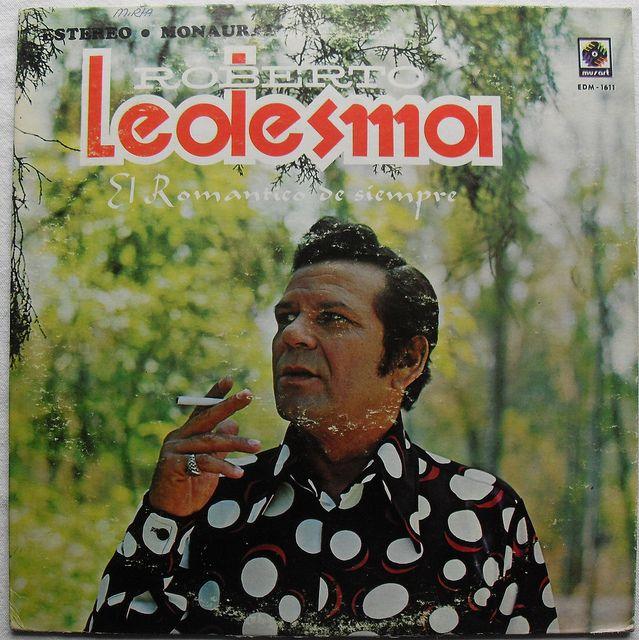Roberto Ledesma 1973 EL ROMANTICO DE SIEMPRE  | Flickr - Photo Sharing!