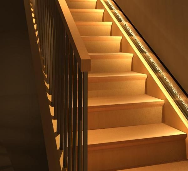 Good Linear Stair Light Fixture