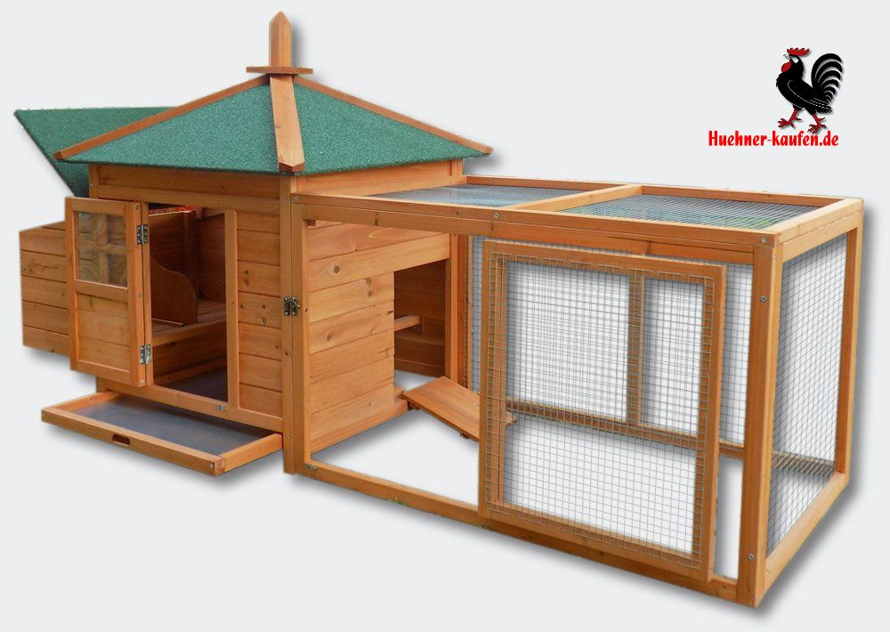 Huhnerstall Mit Auslauf Huhnerstall Selber Bauen Huhner Kaufen Huhnerstall