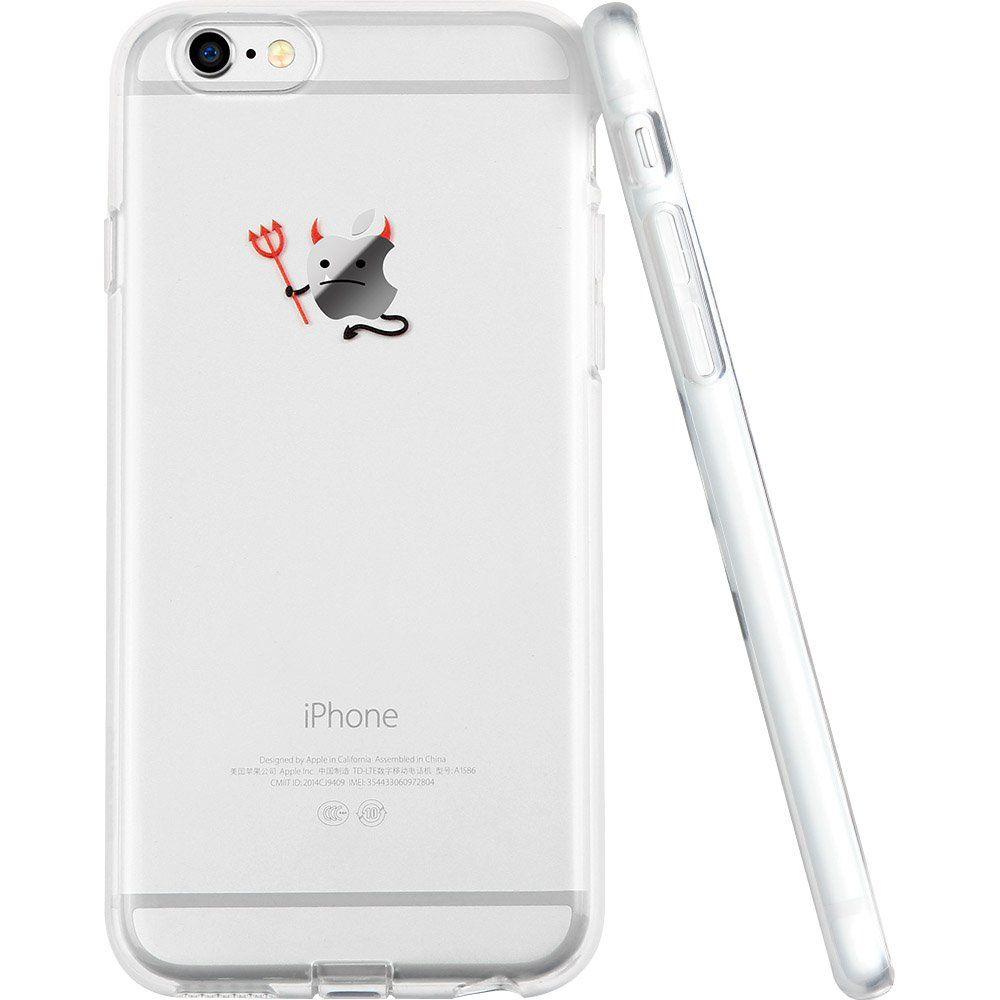 brand new 9040a 7c0ef Amazon.com: iPhone 6s Plus Case, ESR iPhone 6 Plus Case Clear Soft ...