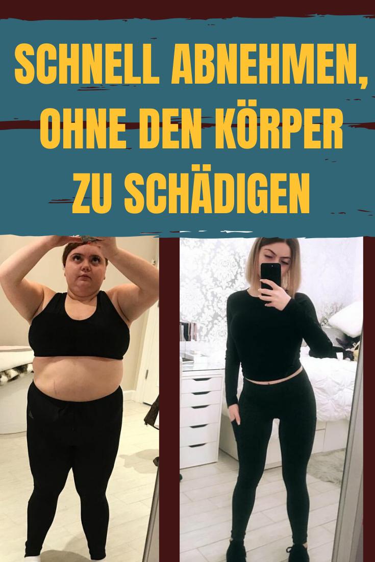 Wie man Gewicht verliert, ohne für Männer zu trainieren
