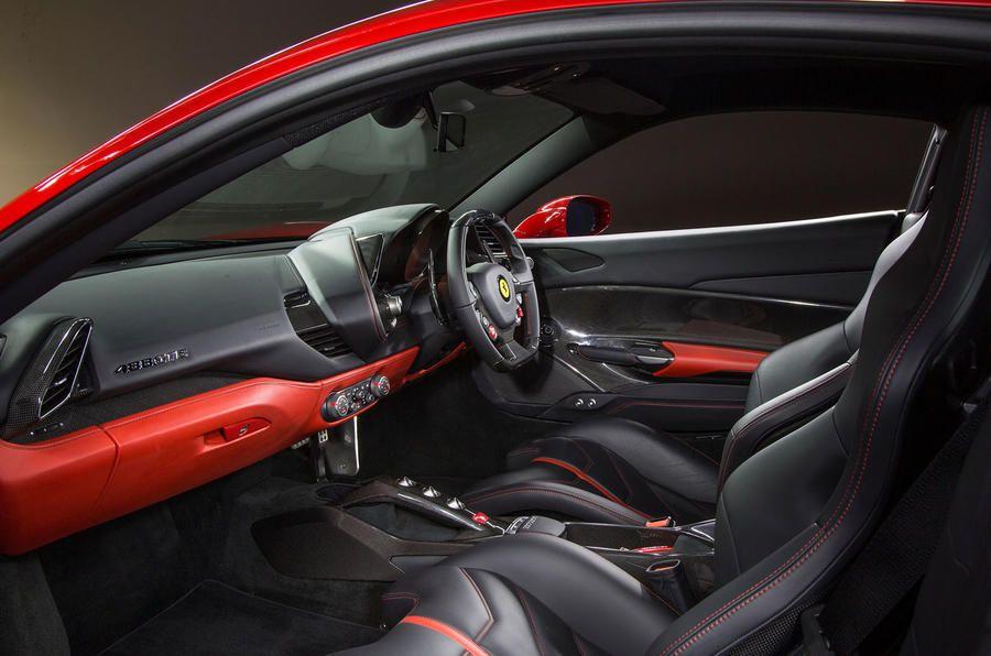 Ferrari 488 gtb interior ferrari ferrari 488 ferrari - 2017 ferrari california interior ...