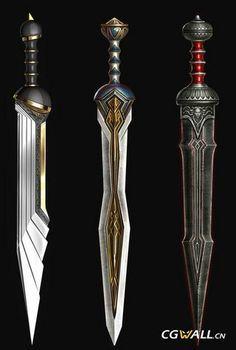 Afbeeldingsresultaat Voor Fantasy Weapon Designs Dwarven Sword