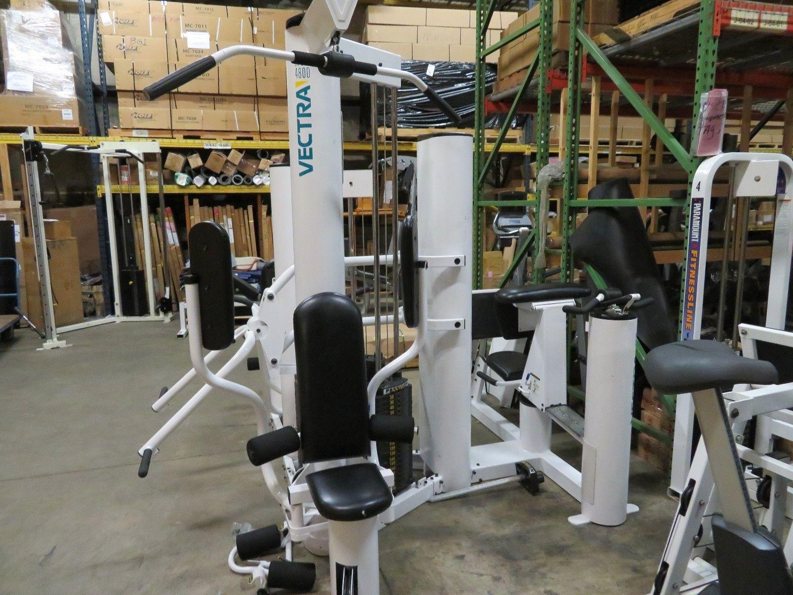 Vectra 4800 Multi station Universal Commercial or Home Gym (eBay Link) 3efcf98e4e1