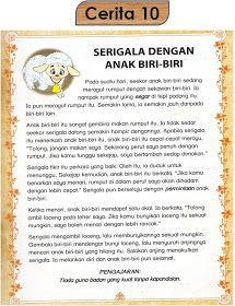 Marilah Membaca Cerita Cerita Pendek Membaca Bahasa Melayu Cerita Pendek