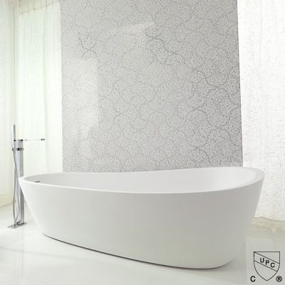 Gentil Almond For Master Bath