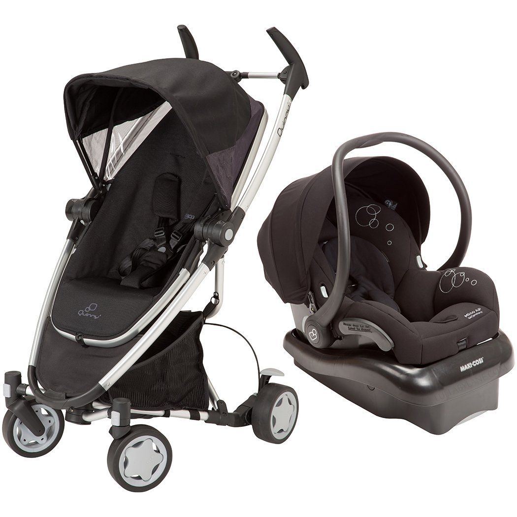Quinny Zapp Xtra With Folding Seat Travel System Travel