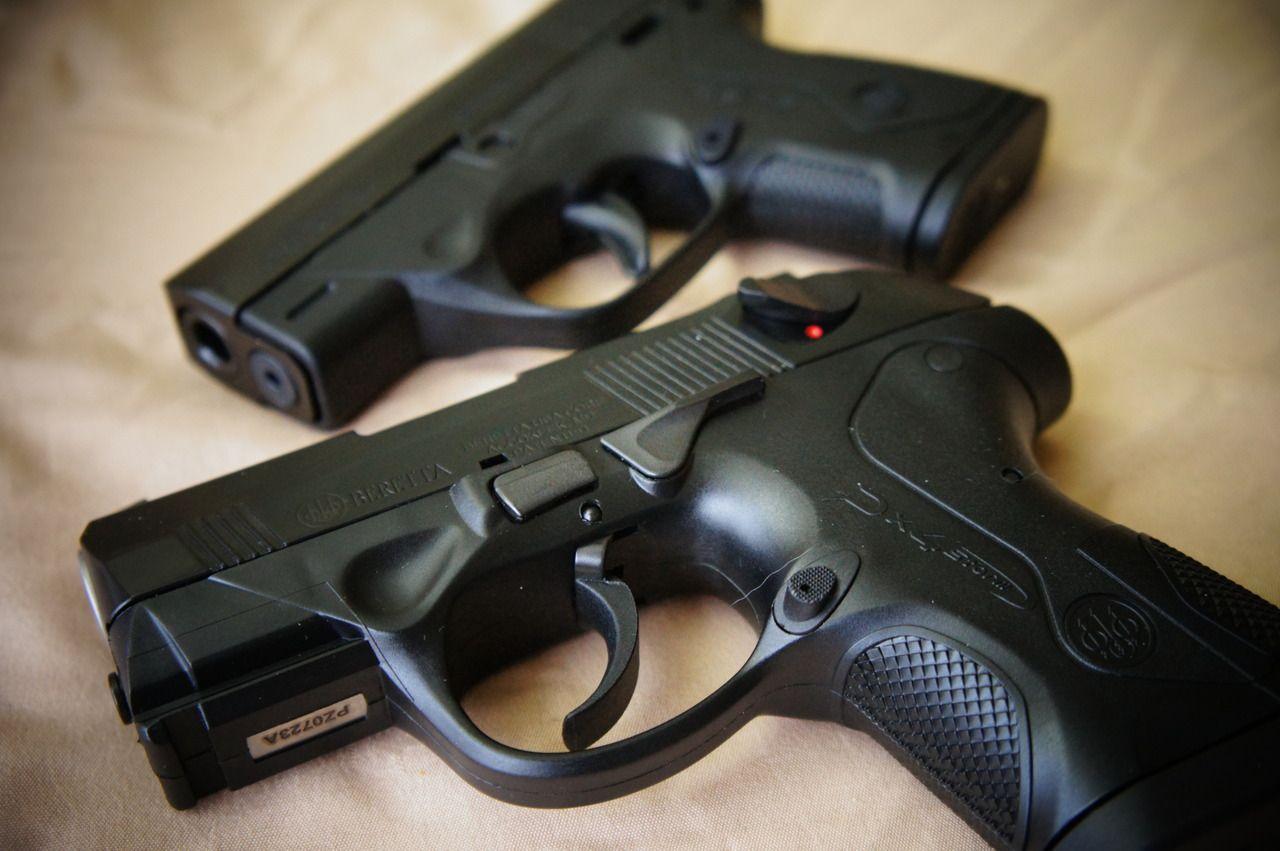 Beretta Px4 Storm SubCompact and Nano pistols