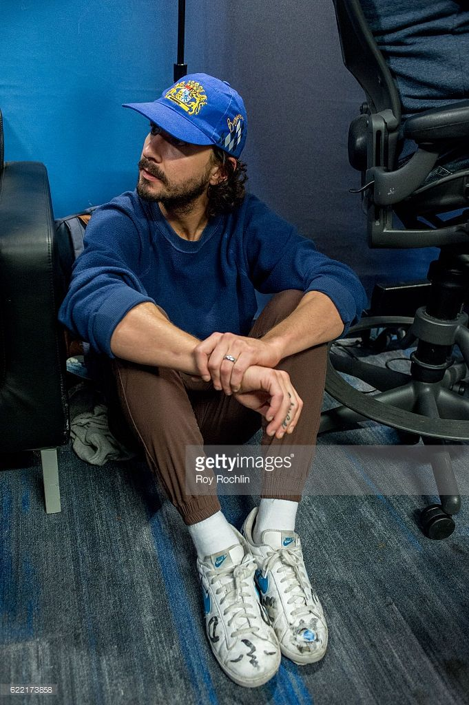shia labeouf sway in the morning