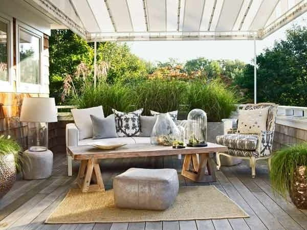 schicke balkon berdachung die funktionalit t und stil vereinigt garten pinterest balkon. Black Bedroom Furniture Sets. Home Design Ideas