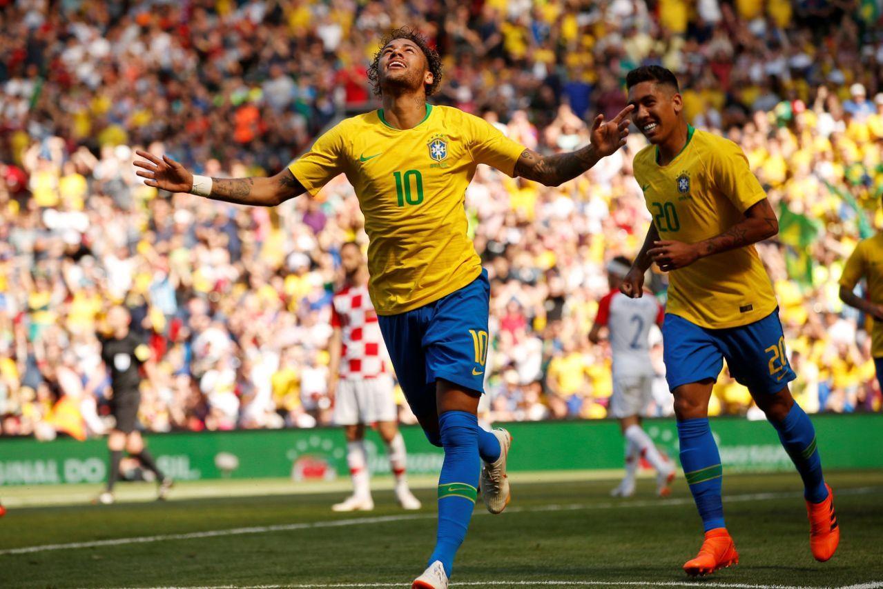 Neymar là nhân tố chủ chốt của Selecao ở World Cup 2018