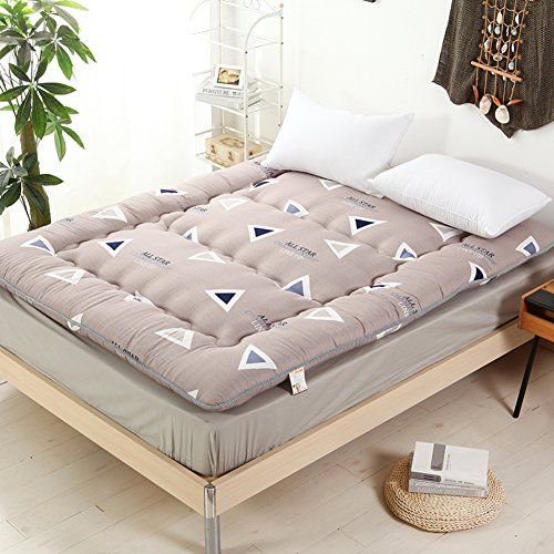 Ultra Soft Futon Mattress Japanese Style Tatami