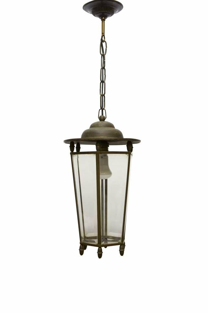 € 195,00 - Verlichting hal. Klassieke verlichting. Kleine lantaarn ...