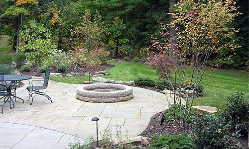 Landscaping Around Patio Backyard Inspiration 400 x 300