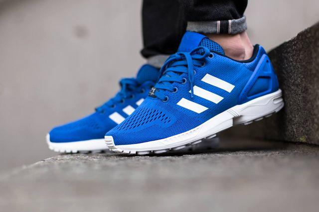 c6804b06ea7a adidas zx flux royal blue