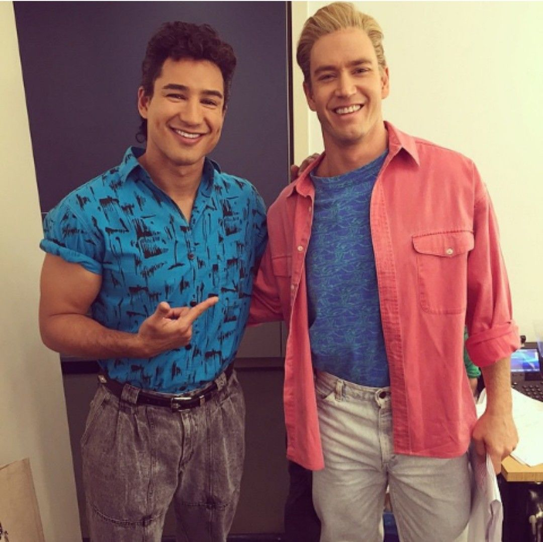 Ac Slater And Zack Morris