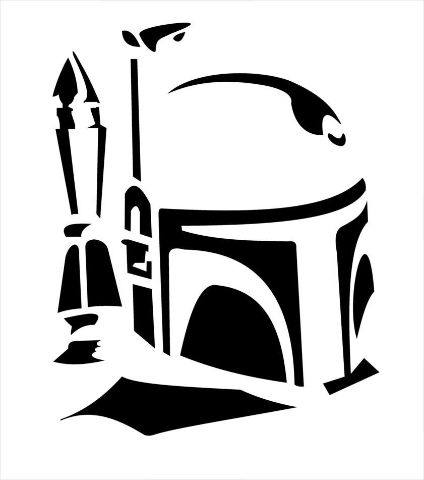 boba fett svg free - Google Search | SVG Files! | Pinterest