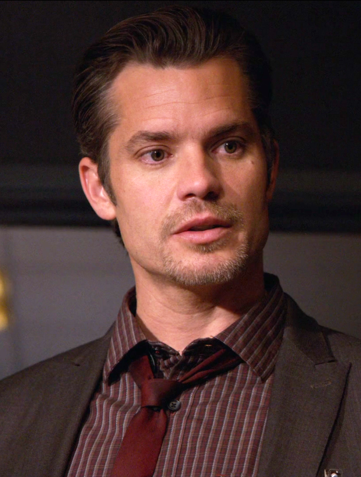Timothy Olyphant As Raylan Givens In Justified Season 2 Episode 6